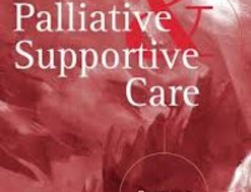Music therapy for palliative care. A realist review