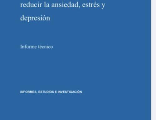 Informe técnico provisional del Ministerio de Sanidad sobre eficacia y seguridad de la Musicoterapia