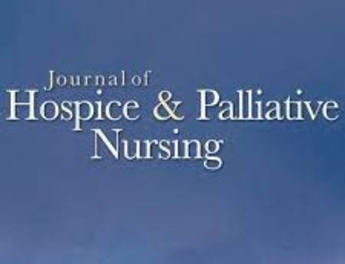 Utilization of Music Therapy in Palliative and Hospice Care