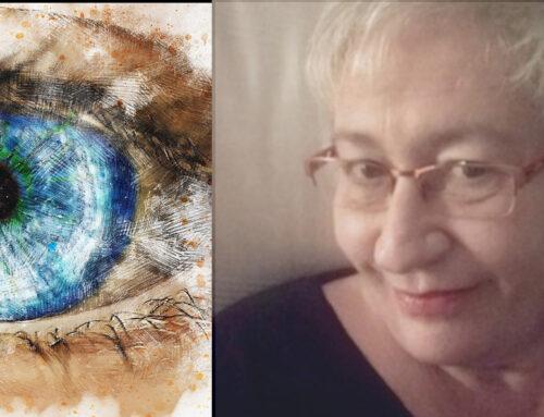 La mirada de Blanca Sellés, enfermera